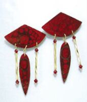 Earrings by Annand Stephen
